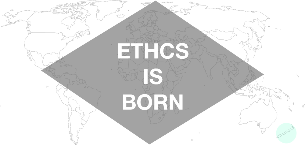 Ethcs is born