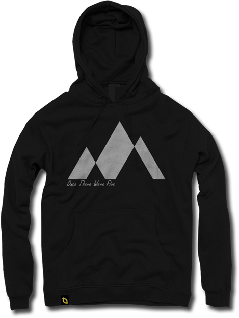 NZ Hoodie | Once There Were Five