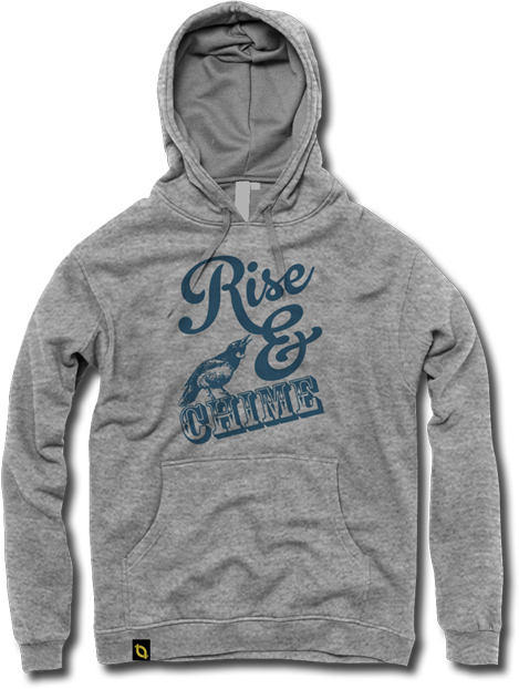 NZ Hoodie | Rise and Chime